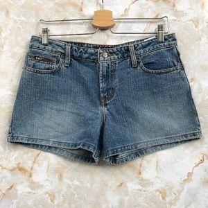 90s Vintage L.e.i. Jeans Shorts size 7